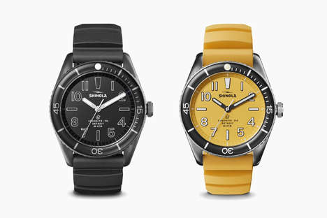 Surf-Ready Americana Timepieces