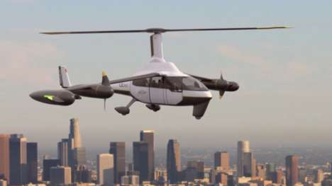 Safety-Focused eVTOL Aircrafts