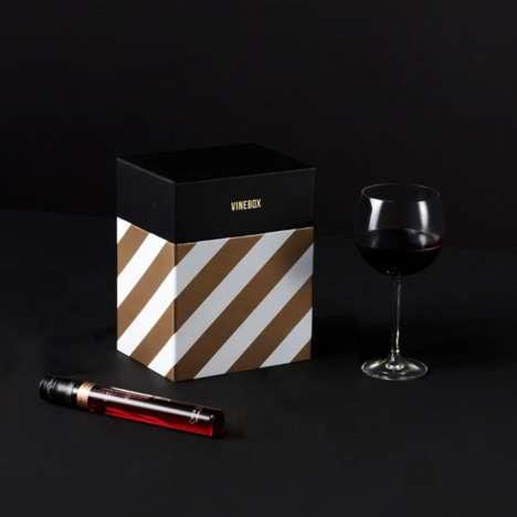 Quarantine-Themed Wine Boxes