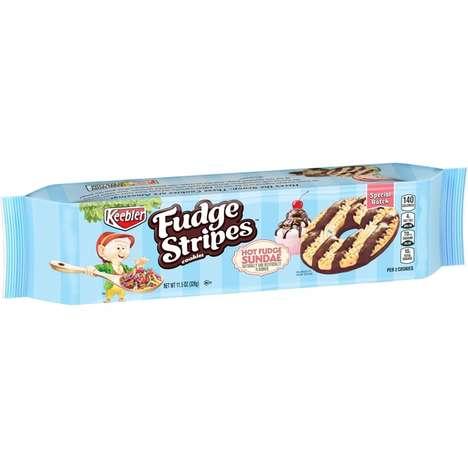 Fudge Sundae-Flavored Cookies