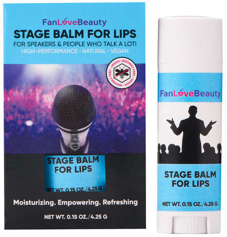 Speaker-Specific Lip Balms