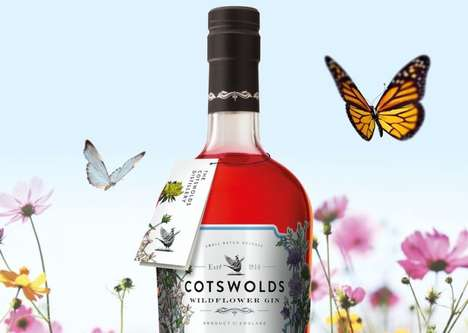 Wildflower Gin Spirits