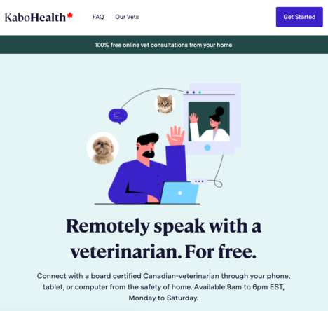 Virtual Vet Clinics