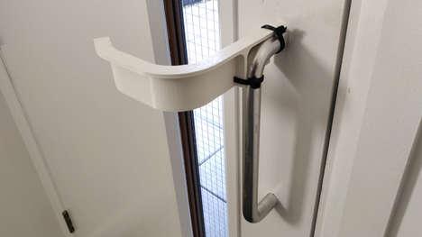 Hands-Free Door Handles