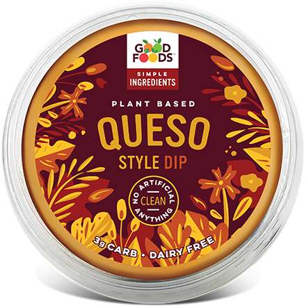 Plant-Based Queso-Style Dips