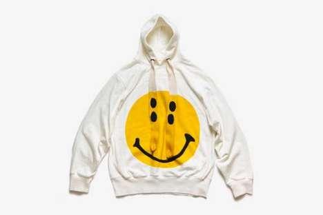 Heavyweight Fleece Graphic Sweaters