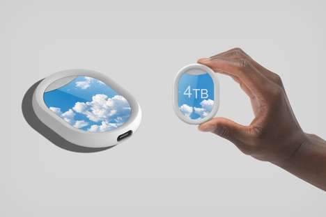 Cloud-Connected Hard Drives