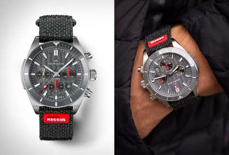 Outdoor Lifestyle-Suited Timepieces