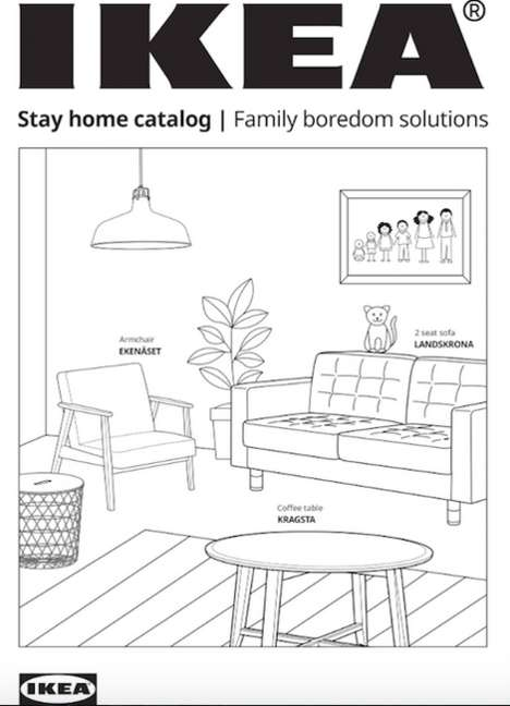 Furniture Activity Catalogs