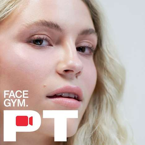 Virtual Facial Workouts