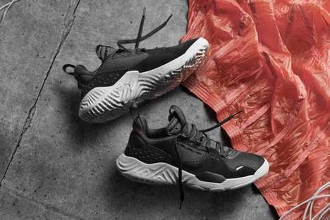 Artisanal Lifestyle Tech Sneakers