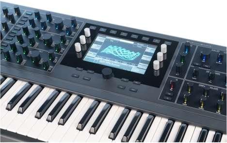 Hybrid Synthesizer Updates