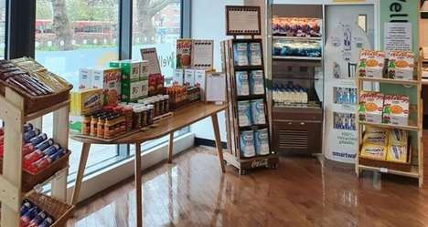 Hospital-Specific Grocery Pop-Ups