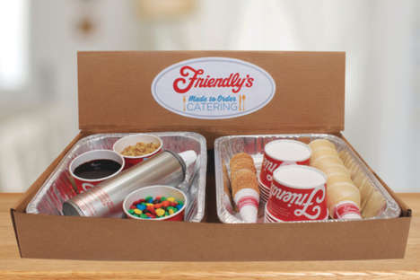 Family-Friendly Sundae Kits