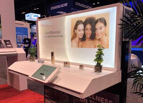 Kinetic Retail Display Platforms