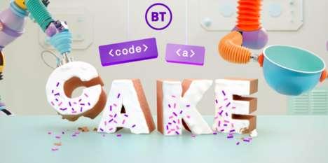 Cake-Making Coding Games