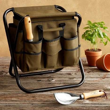 Gardening Kit Seating Solutions