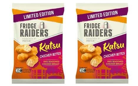 Internationally-Inspired Chicken Snacks