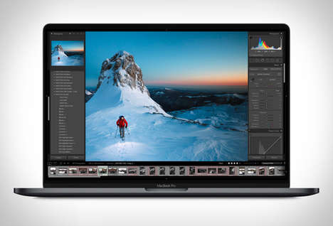 Renowned Photographer Editing Platforms