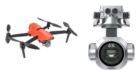 Ultra-Speedy Photography Drones