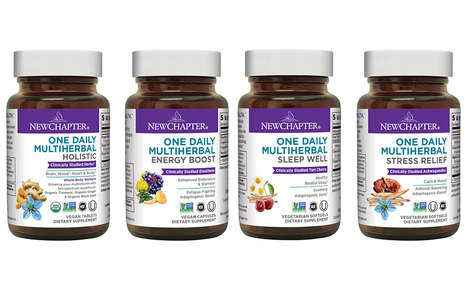 Herbal-Powered Sleep Supplements