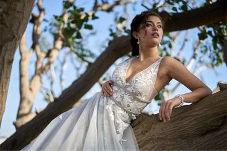 Chic Sustainable Wedding Apparel
