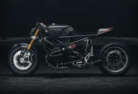 Elegantly Transformed Motorcycles
