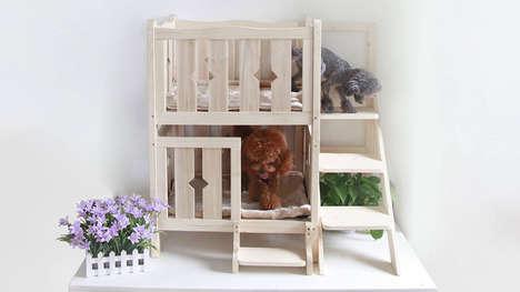 Multi-Level Dog Beds