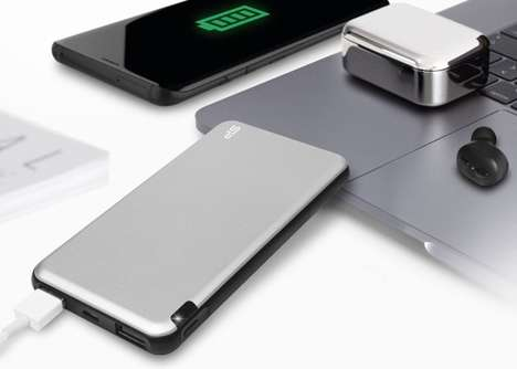 Lifestyle-Focused Power Banks
