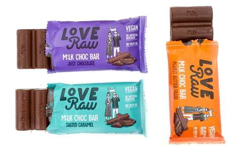 Palm Oil-Free Vegan Chocolates