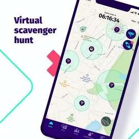 Virtual Scavenger Hunt Apps