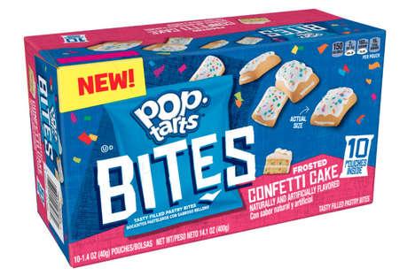 Bite-Sized Cake Pastries