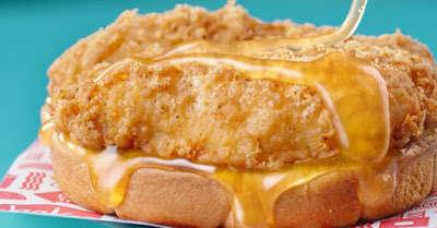 Honey Butter Chicken Sandwiches