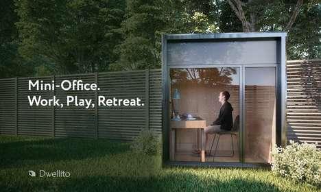 Pre-Built Mini-Offices