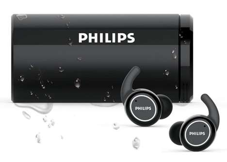 Cleaning-Friendly Headphones