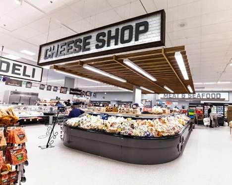 No-Contact Shopper Initiatives