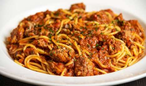 Meat-Free Pasta Bolognese Dishes