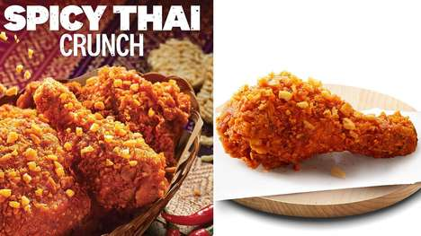 Crunchy Thai Chicken Combos
