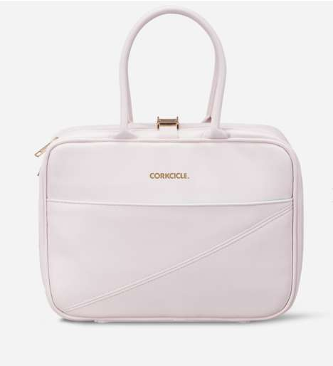 Chic Pink Lunchbox Design