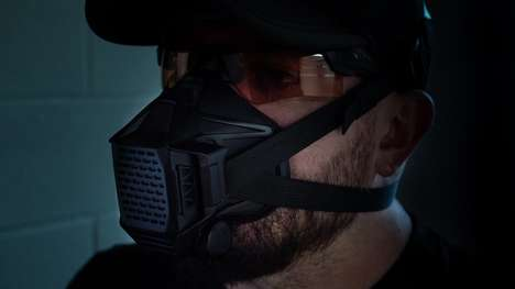 Law Enforcement-Grade Face Masks