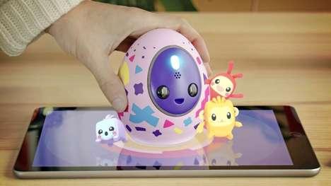 Hybrid Digital Pet Toys
