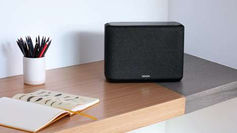 Smart Multi-Room Speakers