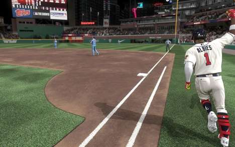 Virtual Baseball Tournaments
