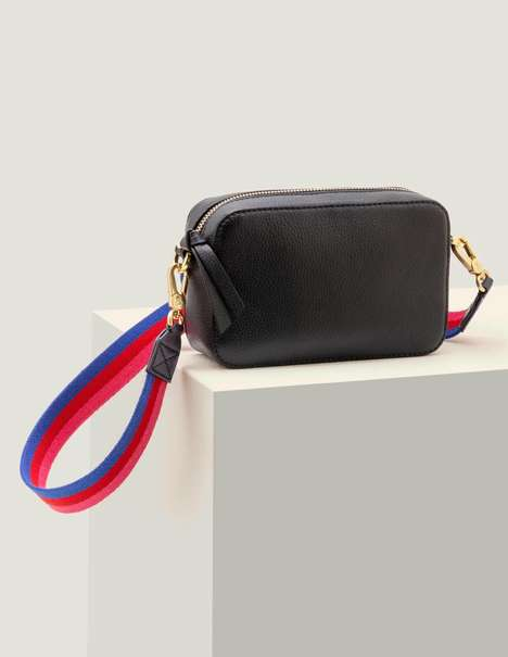 Demure Fashion-Forward Purses