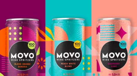 High-ABV Low-Calorie Spritzers