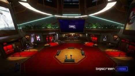 VR-Based Co-Watching Platforms