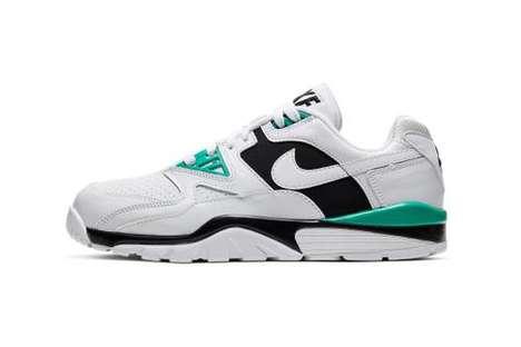 Retro-Themed Training Shoes