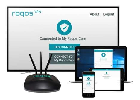Enterprise-Ready VPN Routers