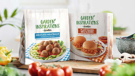 Full-Flavor Meatless Alternatives