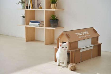 Transformative Cardboard Packaging